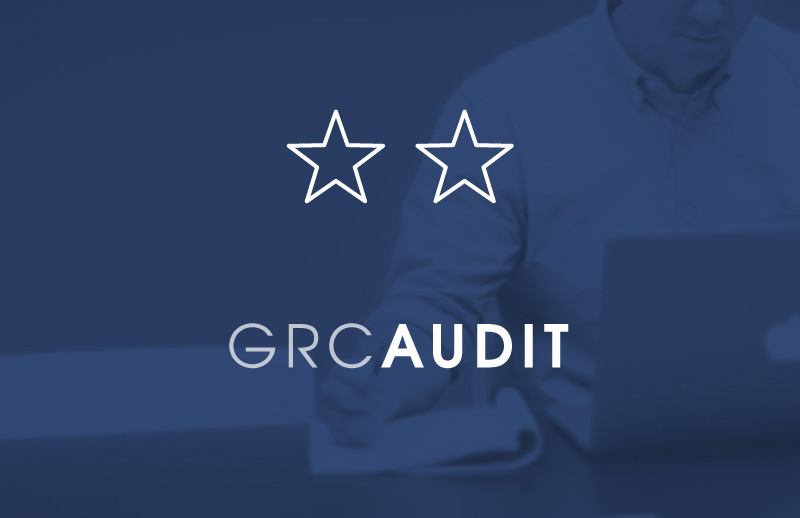 GRC Audit Badge